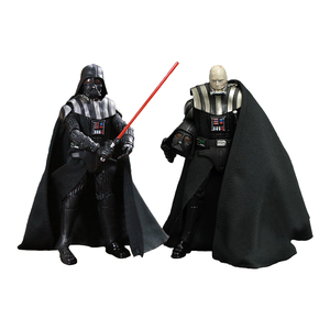 Image 3 - Star Wars Black Series 6 Inch Stormtrooper Boba Fett Darth Vader Kylo Ren Action Figures Collectible Toy for Kid Christmas Gifts