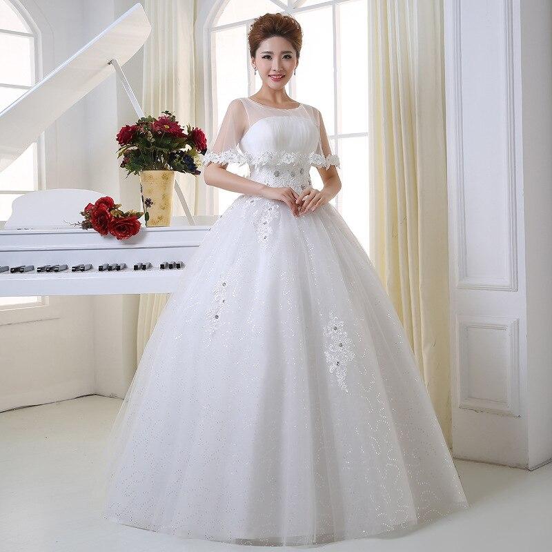 Vestido Cocktail Vestido De Festa South Korean Light Wedding Dress 2020 New Bridal Bra Super Fairy Dream Simple And Slim Go Out