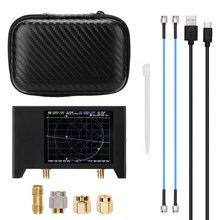 V2 / SAA2 3g Version Vna Hf Vhf Uhf Vector Network Analyzer Antenna Analyzer With Eva Storage Bag Black Accessories