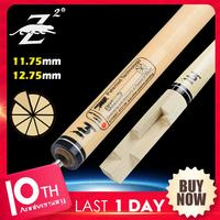 Preoaidr 8K Pool Cue Shaft 11.75mm&12.75mm Tip Hard Maple 8 Pieces In 1 Technology Shaft Professional Billiard Shaft From China