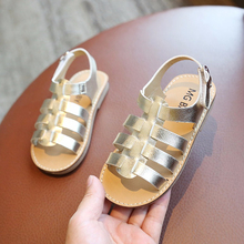 Baby toddler children s non slip beach shoes sweet princess shoes  summer new boys and girls sandals girls 3 colors wholesale