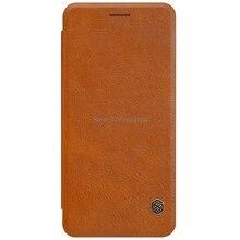 Nillkin For Samsung Galaxy Note FE Fan Edition Case Qin PU Flip Case For Samsung Galaxy Note FE Fan Edition Case Back Cover