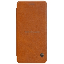Nillkin funda con tapa de PU Para Samsung Galaxy Note FE Fan Edition, funda trasera