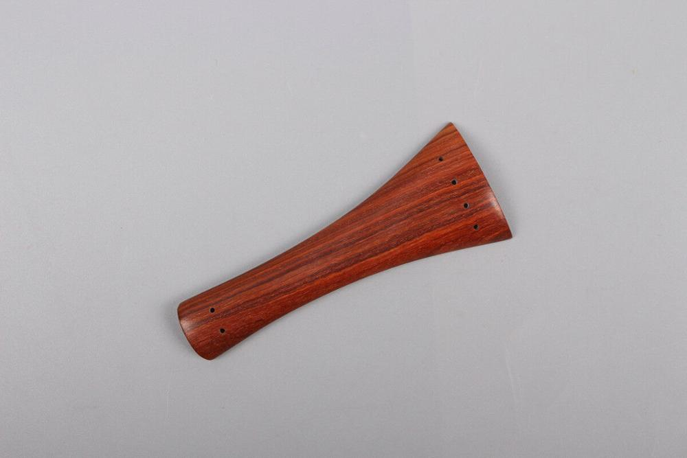 4/4 Violin Tailpiece Baroque Style Violin Parts Red Wood Violin Parts Full Size