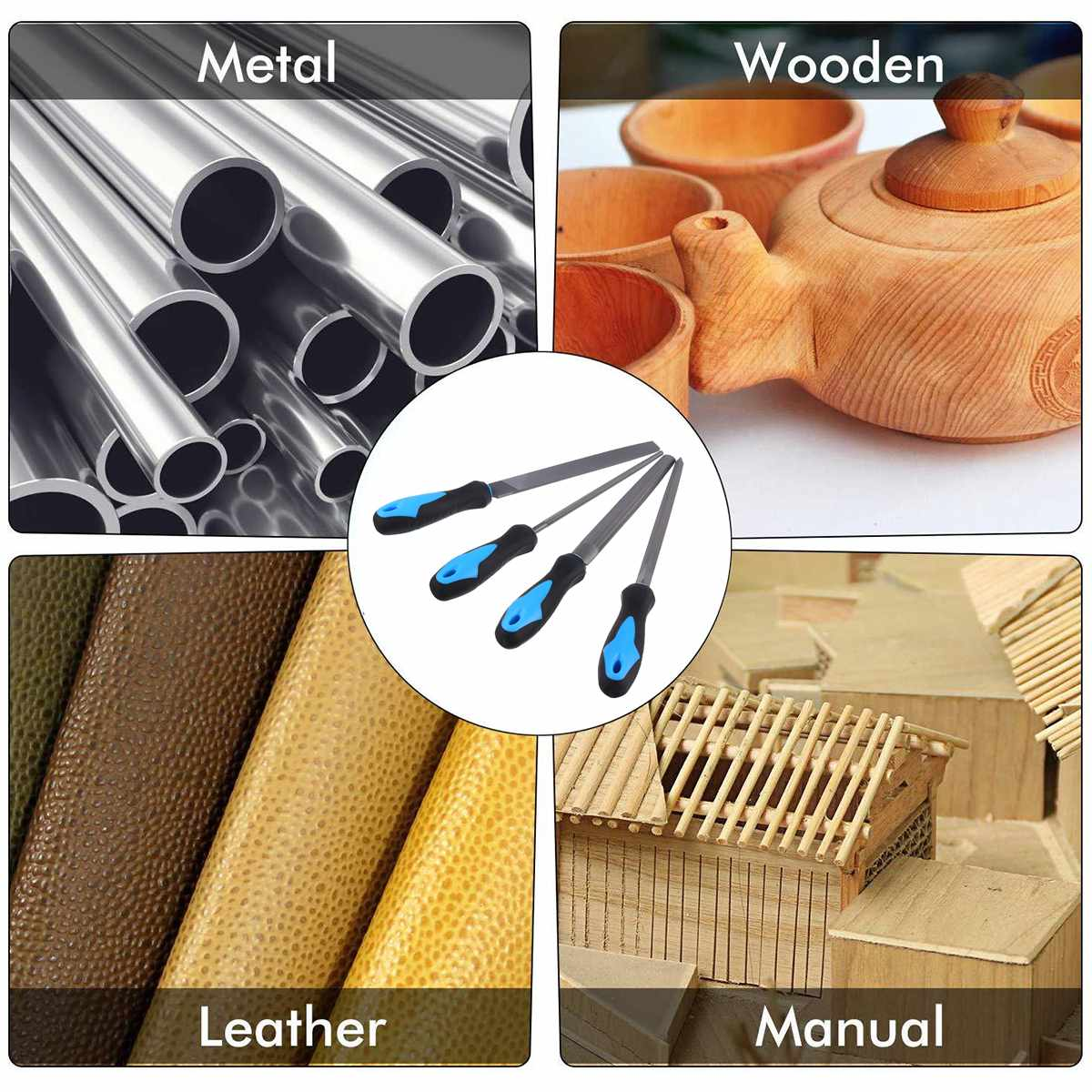 Steel Needle Sewing Files Tool Pcs Craft Hand Hand T12 Set 20 File Carbon Needle Tool Metal Set 200mm High File Carving Wood