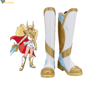 She-Ra Princess Cosplay Shoes Custom Made Boots anime voltron legendary defender keith boots cosplay shoes custom made