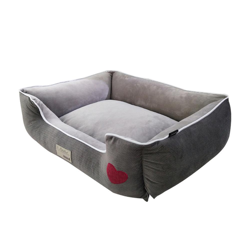 Pet Bed Warm Pet Supplies For Small Medium Large Dog Soft Pet Dogs Nest Washable House Cat Puppy Plush Cloth Mat Four Season
