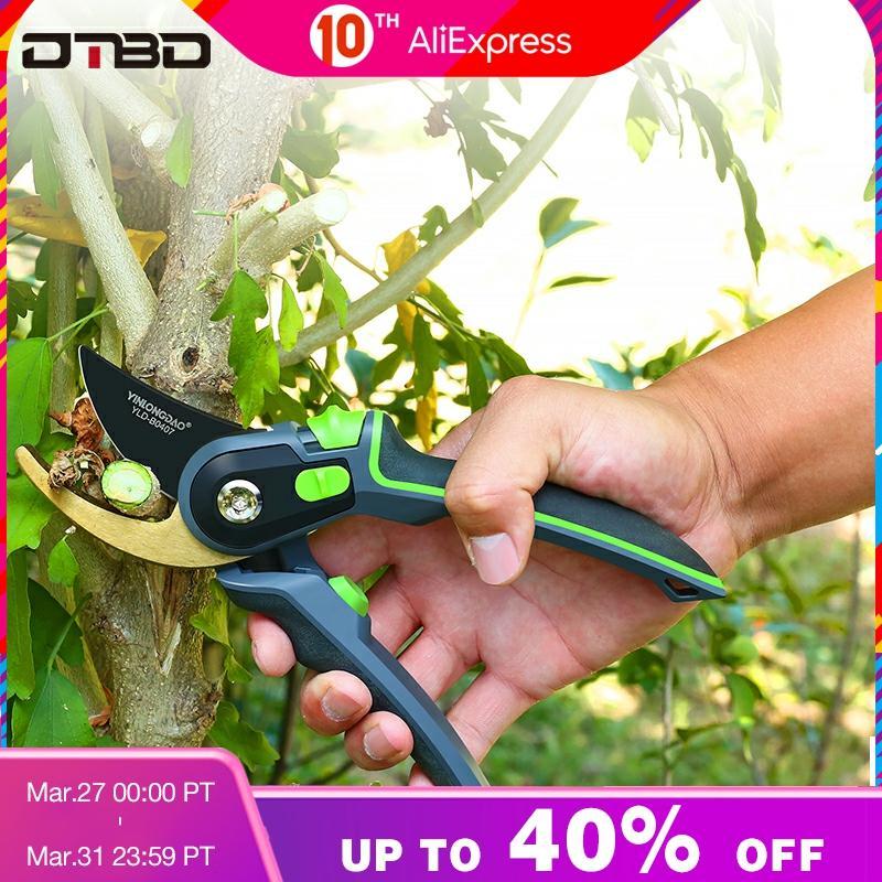 Pruning Scissors Grafting Tool Gardener Scissor Garden Scissors Secateurs Fruit Tree Branch Cutting Shears Picking Tool