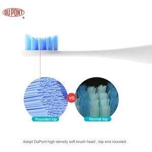 Image 3 - فرشاة الأسنان الكهربائية الأصلية ocالمكونية SE مع صندوق سفر شريحة ذكية نظيفة تبييض الفم صحية قابلة للشحن عالية الجودة