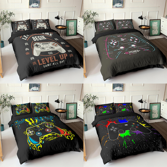 Gamepad Bedding Sets For Gamers 1
