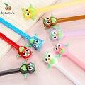 1 шт. милые подарочные гелевые кавайные ручки Lytwtw, канцелярские материалы, офисные школьные принадлежности для детей, ручка
