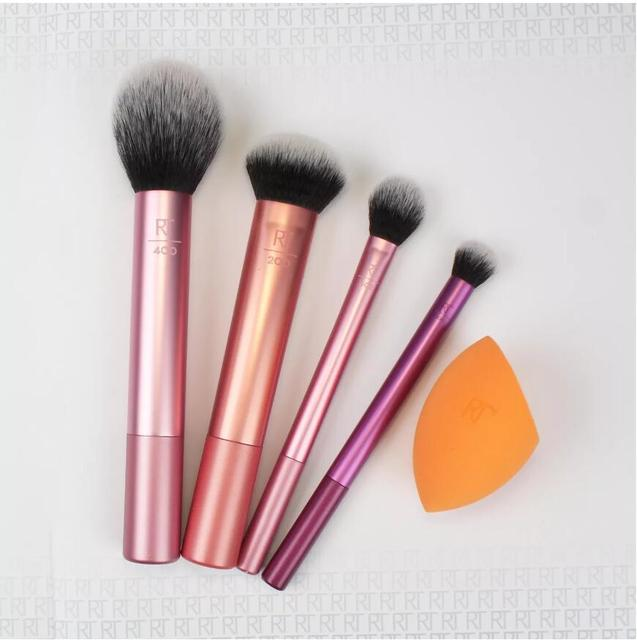 NEW Make up Brushs 1-3-4-5-6-7pcs Maquillage Real Technique Makeup Brushs Powder Loose Box Belt foundation brush 1786 3