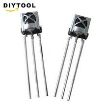 цена на 10PCS VS1838 TL1838 VS1838B Universal Infrared Receiving Head For Remote control