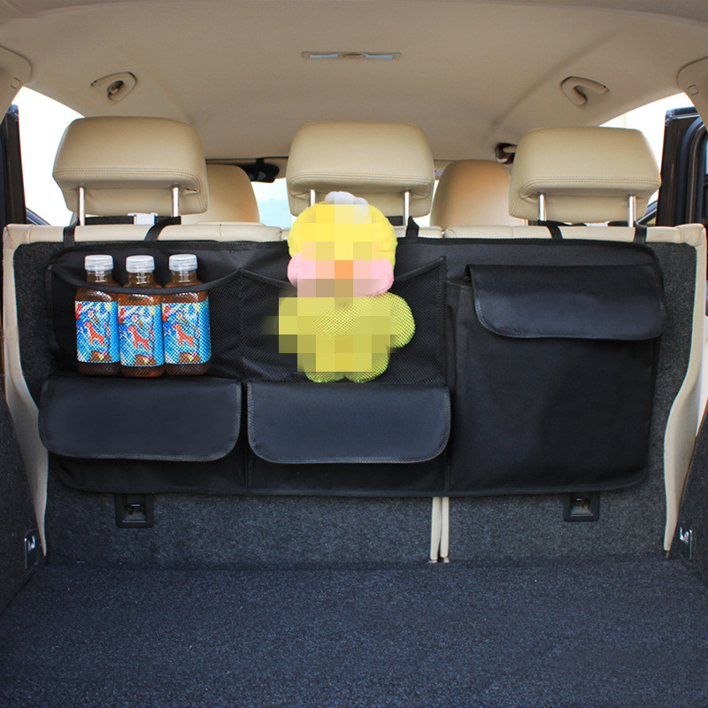 New design car trunk organizer bag auto backseat storage bing size 95 * 40cm free shipping