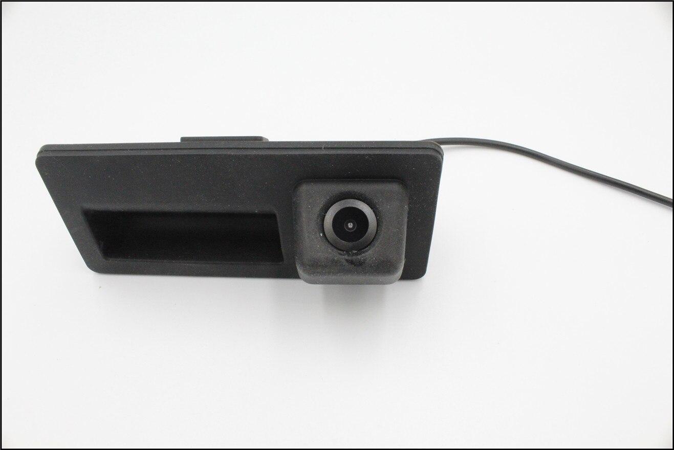 1080P Stamm Griff Auto Ansicht-rück Kamera Für Volkswagen Passat Caddy MK3 Golf Poal Golf plus Audi A4 a6 Auto Kamera