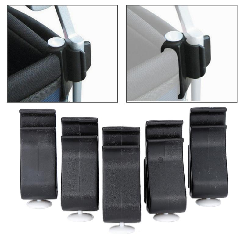 Golf Accessories 5 Pieces Of Durable Golf Putter Clip Retaining Clip Storage Bag Golf Supplies