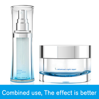 Advanced Night Repair Cream Moisturizing Skin Care Anti Wrinkle Argireline Cream Cellular Rejuvenation Serum