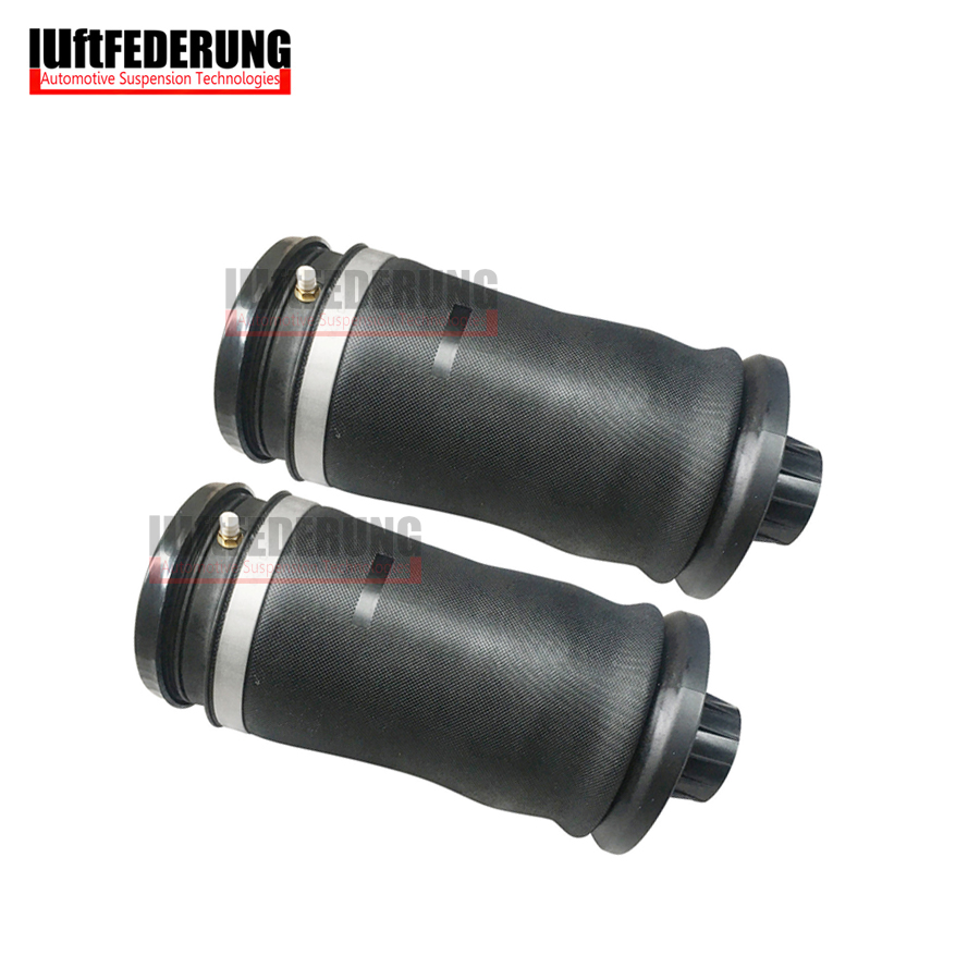 Luftfederung New 2pcs Suspension Spring Bag Rear Air Ride Fit Mercedes <font><b>GL</b></font> <font><b>X164</b></font> W164 1643201025 image