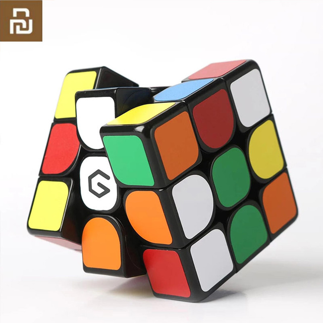 Original Youpin Giiker Magnetic Cube M3 Square Smart Cube App remote Control Portable Intellectual Development Toy Puzzles H20