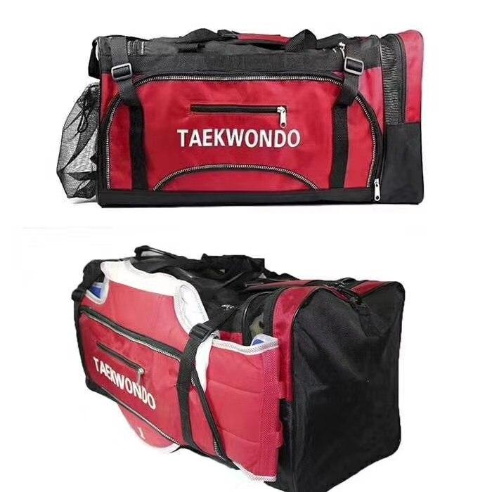 Taekwondo Training Bags Leather Bag Sports Gym Bag Taekwondo /Kanpo Karate Bags Sanda / Boxing Protector Sports Bags