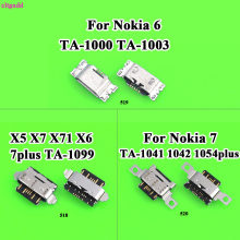 For Nokia 6 7plus X5 X7 X71 X6 TA-1041 1042 1054plus TA-1000 1003 TA-1099/1103 Type-C USB Charging Port Charger Dock Connector(China)