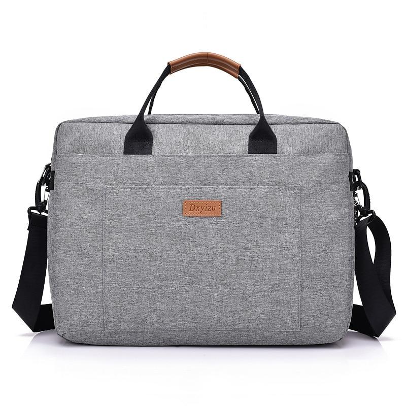 2019 New 15-inch Men's Briefcase Unisex Office Bag Maletin Mujer Bussiness Bag Women's Laptop Bag Office Bags For Women Maleta