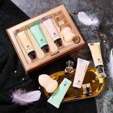 New makeup foundation for Asian women, basic makeup