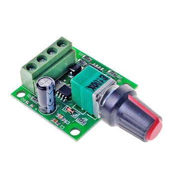 30W 2A DC 1.8V -15V PWM Motor Speed Controller Regulator Low Voltage Fan Control Switch Adjustable Drive 5V 12V - discount item  7% OFF Electrical Equipment & Supplies