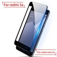 Schutz Glas Für Xiaomi Redmi Note 5a Prime Gehärtetem Glas Screen Protector Fall Auf Die Ksiomi Xiomi Xaomi Rot Mi nicht A5 5 EIN