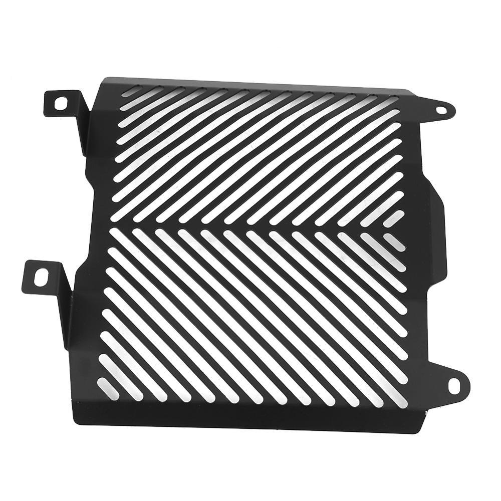 Radiator Grille Guard Cover Protector For KTM DUKE 690//690R 2012-2017 Black