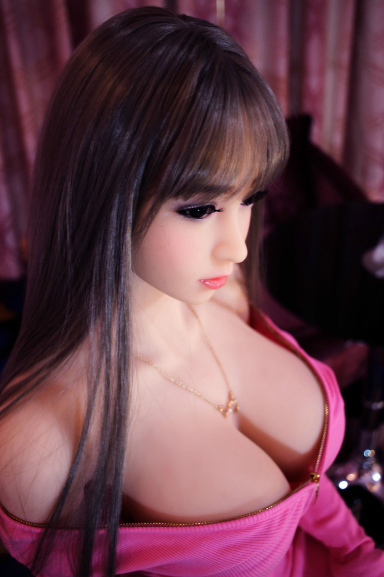 <font><b>158</b></font> cm <font><b>Sex</b></font> <font><b>Dolls</b></font> Adult Oral Lifelike Anime Oral Love <font><b>Doll</b></font> with Vagina Pussy Anal Big Breasts for Men Free shipping image