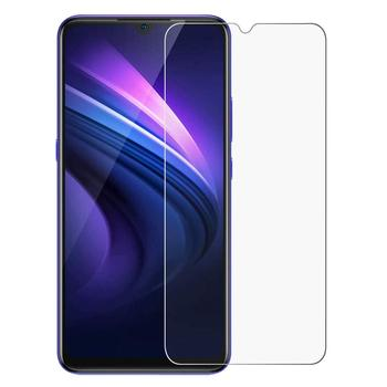 Перейти на Алиэкспресс и купить Закаленное стекло для Vivo Y19 9H 2.5D, защитная пленка, Взрывозащищенная прозрачная защитная пленка для ЖК-экрана телефона