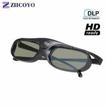 Новые универсальные 3d очки с активным затвором dlp 96 144 Гц