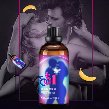 Full Body Private Adult Natural Plant Rose Essence 100ML Massage Essential Oil Romantic Couple Male Female Sexy Fun Push Oil Spa 220ml ginger plant essential oil body massage thermal for scrape therapy spa new massage oil cream