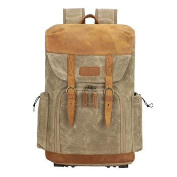 Multifunctional Batik Canvas Camera Backpack Dslr Camera Bag Outdoor Waterproof Shockproof Photography Bag for Canon Nikon Sony