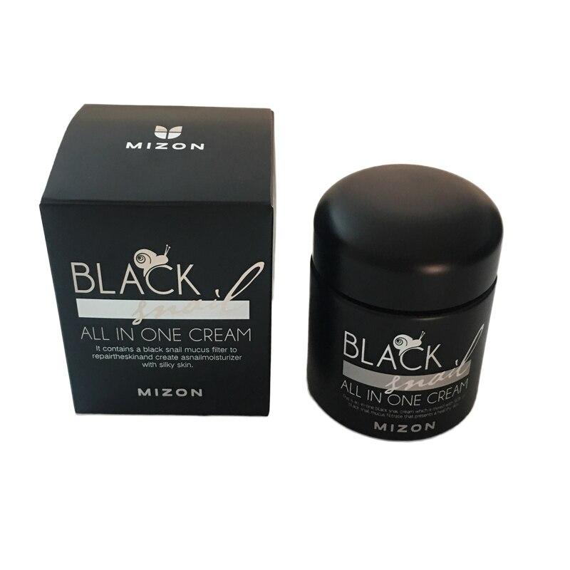 MIZON Black Snail All in one Cream  002
