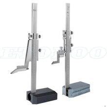 0-200 мм/0-300 мм ноньер из нержавеющей стали с подставкой измерительная линейка Инструменты Высокая точность углеродистая сталь наконечник Scriber