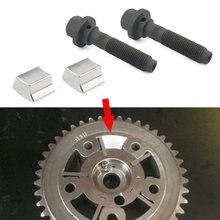 Cam phaser Комплект блокировки/ремонта шума с болтами для ford