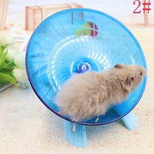 Cage-Accessories Mouse Hamster Exercise-Wheel Flying Saucer Running-Disc Pet Toy