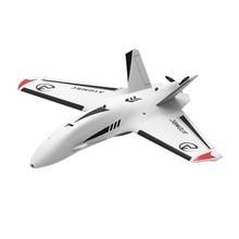 KIT de avión eléctrico de ala fija de delfín para principiantes, KIT de avión de control remoto, PNP/FPV PNP, juguetes al aire libre para niños, 845mm de envergadura