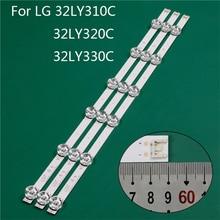 Led Tv Verlichting Vervanging Voor Lg 32LY330C UA 32LY310C ZA 32LY320C Led Bar Backlight Strip Lijn Heerser DRT3.0 32 Een B