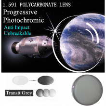 Glasses Lenses Polycarbonate Unbreakable Prescription Myopia/hyperopia Index for Anti-Impact