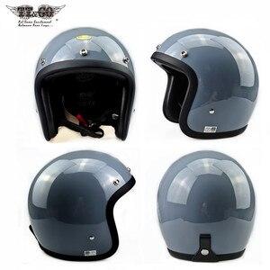Image 4 - TT & CO פתוח פנים קסדת אור משקל פגז 500tx סדרת כפול D טבעת חיזוק מותג יפן סיבי זכוכית בציר אופנוע קסדה