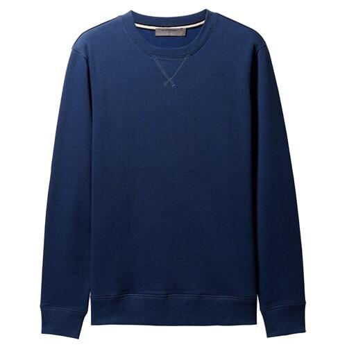 Giordano Men Sweatshirt Solid Pullover Sweatshirt Men Long Sleeve Fashion Terry Mens Clothes Sudadera Hombre Moleton Masculino 7