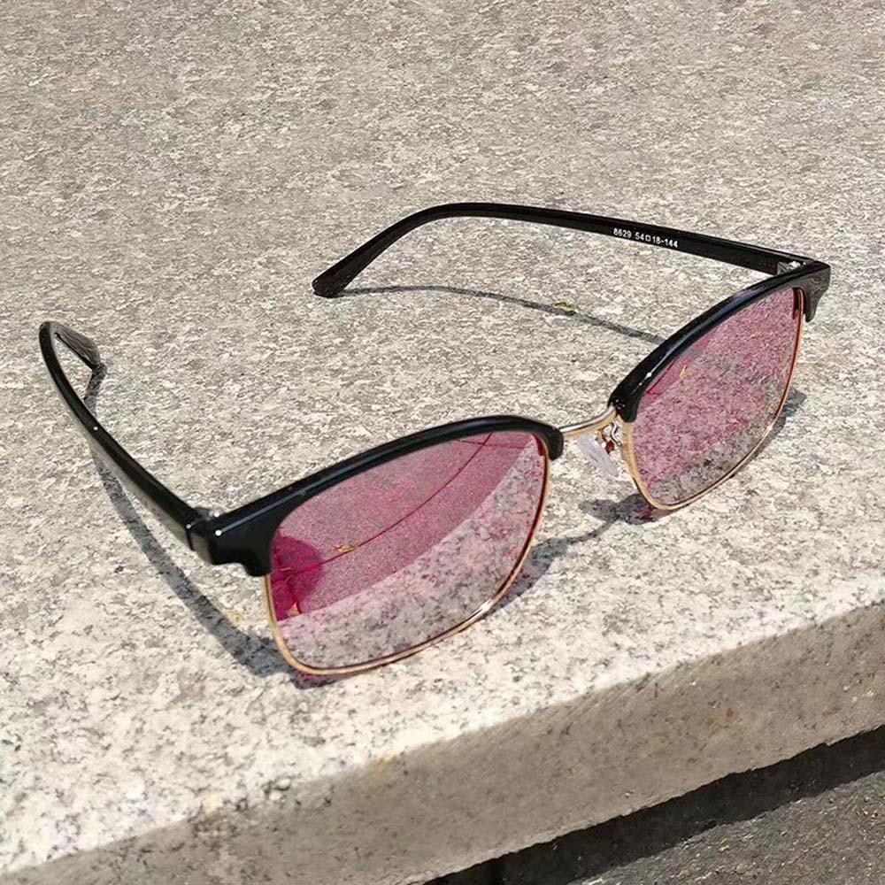 3 стиля Серебряная светоотражающая пленка красный зеленый цвет ослепление корректирующие очки UV400 Защитная уличная спортивная Беговая