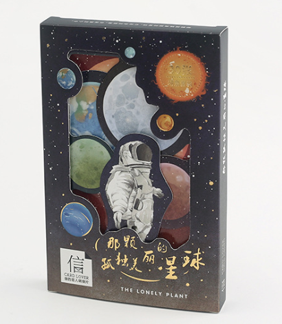 Beautiful Planet Paper Postcard(1pack=30pieces)