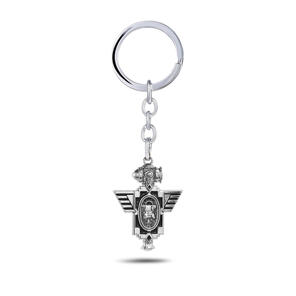 Ultimate DealöHorde Keychain Key-Holder Game-Jewelry Gift Metal for Men Bloodelf Chaveiro 20pcs/Lot