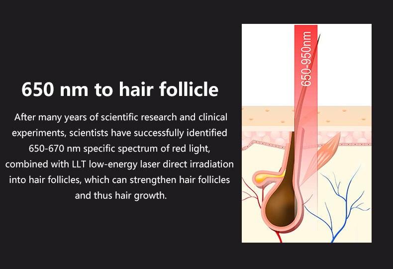7 cheto di perdita di capelli
