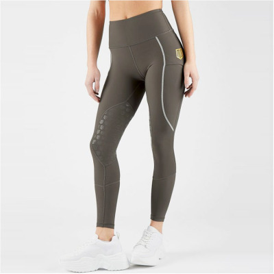 Женские штаны для верховой езды, бриджи для верховой езды, штаны для верховой езды, женские бриджи для верховой езды, Стрейчевые леггинсы для верховой езды, размер XXS-L - Цвет: Style 3-Brown