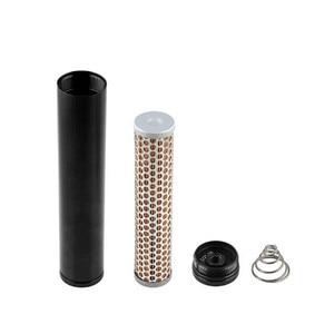 Image 4 - Solvent Trap napa 4003 wix 24003 Aluminum Fuel Filter 12 28 Thread Turbo Air Filter Low Profile Fuel Filter